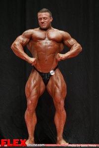Brad Rowe - Heavyweight Men - 2013 USA Championships