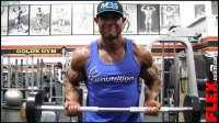 NPC Amateur Matt Porter and True Nutrition Athlete takes us through a high intensity arm workout