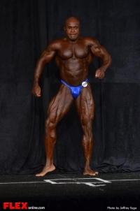 Tab Hunter - Heavyweight 50+ Men - 2013 Teen, Collegiate & Masters
