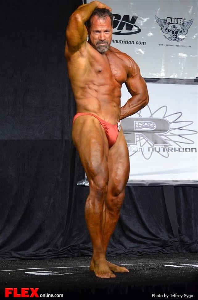 Darren Champagne - Heavyweight 50+ Men - 2013 Teen, Collegiate & Masters