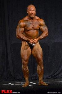 Kevin Clark - Super Heavyweight 50+ Men - 2013 Teen, Collegiate & Masters