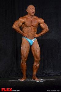Thomas Kamuela Chun - Super Heavyweight 50+ Men - 2013 Teen, Collegiate & Masters
