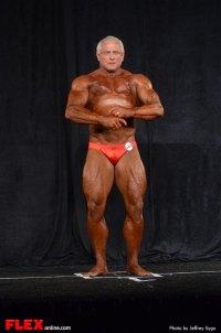Thomas Bowman - Super Heavyweight 50+ Men - 2013 Teen, Collegiate & Masters