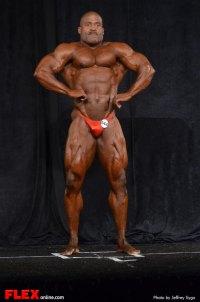 Yousef Carnegie - Heavyweight 40+ Men - 2013 Teen, Collegiate & Masters