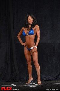 Karen Hardy - Class B Bikini 35+ - 2013 Teen, Collegiate & Masters