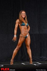 Dianet Pereda - Class C Bikini 35+ - 2013 Teen, Collegiate & Masters