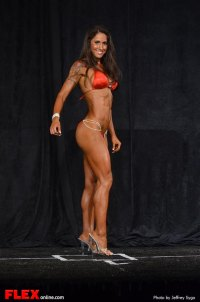 Catrene Baxter - Class E Bikini 35+ - 2013 Teen, Collegiate & Masters