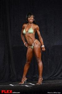 Angela French - Class E Bikini 35+ - 2013 Teen, Collegiate & Masters