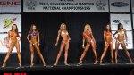 Comparisons - Class E Bikini 35+ - 2013 Teen, Collegiate & Masters