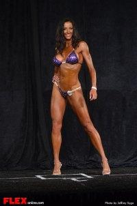 Valerie Mazza - Class F Bikini 35+ - 2013 Teen, Collegiate & Masters