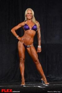 Michelle Capraro - Class F Bikini 35+ - 2013 Teen, Collegiate & Masters