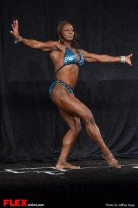 Tracy Hess - Heavyweight Women 45+ - 2013 Teen, Collegiate & Masters