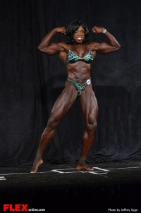Olivia Terry - Heavyweight Women 45+ - 2013 Teen, Collegiate & Masters