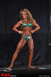 Leann George - Lightweight Women 35+ - 2013 Teen, Collegiate & Masters