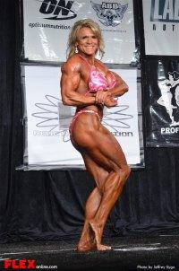 Angela Rayburn - Heavyweight Women 35+ - 2013 Teen, Collegiate & Masters