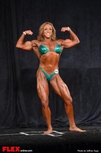 Jennifer Guterrez - Heavyweight Women 35+ - 2013 Teen, Collegiate & Masters