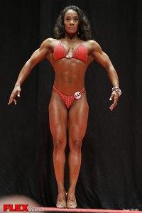 Mariko A. Cobbs - Figure B - 2013 USA Championships