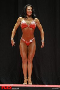 Jaclyn Giordano - Figure D - 2013 USA Championships