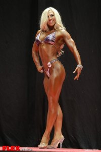 Jaymie Lenz - Figure B - 2013 USA Championships