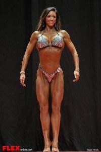 Shianne Behan - Figure F - 2013 USA Championships