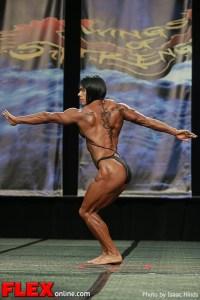 Beckie Boddie - Figure F - 2013 USA Championships