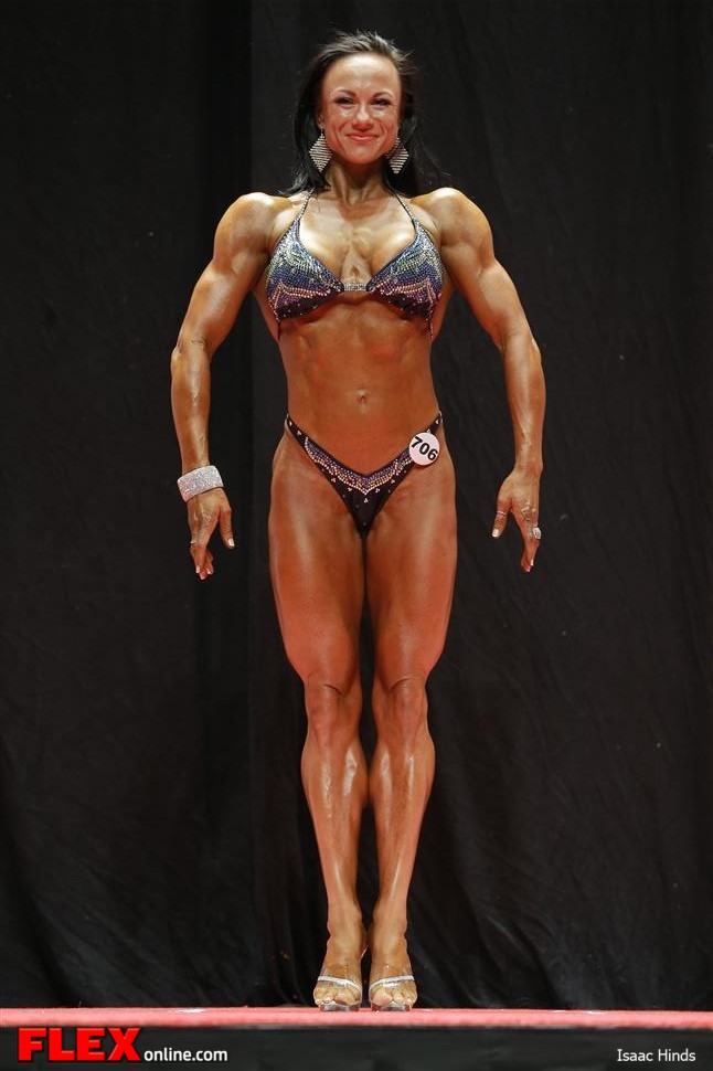Amanda Schenk - Figure D - 2013 USA Championships