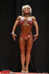 Amber Trapp - Figure B - 2013 USA Championships