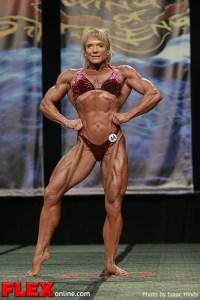 Nancy Clark - Women's Bodybuilding - 2013 Chicago Pro