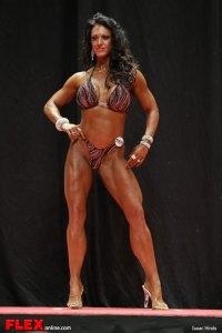 Nicole Bolin - Figure F - 2013 USA Championships