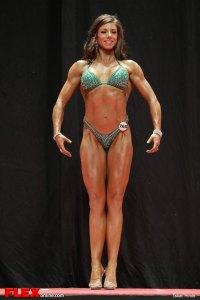Lisa Desilet - Figure F - 2013 USA Championships