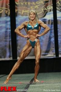 Aurelia Grozajova - Women's Bodybuilding - 2013 Chicago Pro