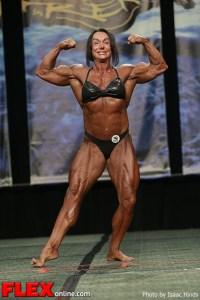 Sharon Mould - Women's Bodybuilding - 2013 Chicago Pro