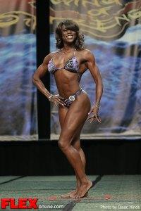 La'Drissa Bonivel - Women's Physique - 2013 Chicago Pro