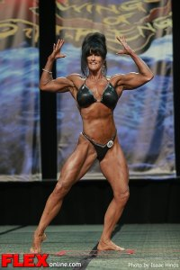 Laura Davies - Women's Physique - 2013 Chicago Pro