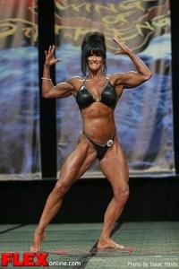 Laura Davies - Women's Physique - 2013 Chicago Pro