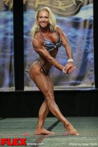 Jill Dearmin - Women's Physique - 2013 Chicago Pro