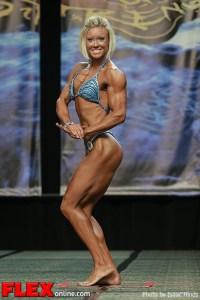 Amie Francisco - Women's Physique - 2013 Chicago Pro