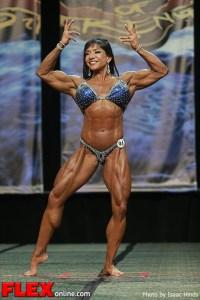 Marina Lopez - Women's Physique - 2013 Chicago Pro