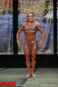 Loana Paula Muttoni - Women's Physique - 2013 Chicago Pro