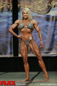 Mindi O'Brien - Women's Physique - 2013 Chicago Pro