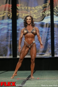 Nola Trimble - Women's Physique - 2013 Chicago Pro