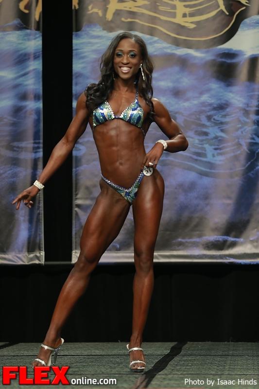 Chaya Boone - Figure - 2013 Chicago Pro