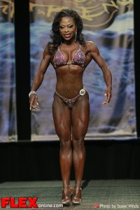 Cinderella Richardson - Figure - 2013 Chicago Pro
