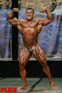 Angel Rangel Vargas - Men's 212 - 2013 Chicago Pro