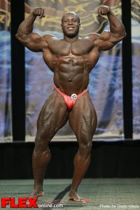 Jojo Ntiforo - Men's Open - 2013 Chicago Pro