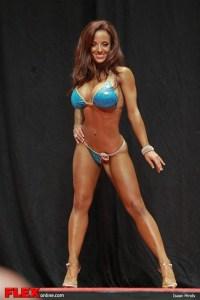 Heather Cutrona - Class A Bikini - 2013 USA Championships
