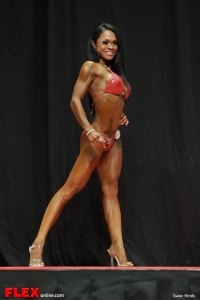 Michelle Mein - Class A Bikini - 2013 USA Championships