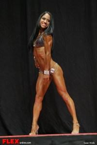 Adrienne Ochoa - Class A Bikini - 2013 USA Championships