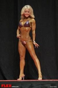 Annie Parker - Class A Bikini - 2013 USA Championships
