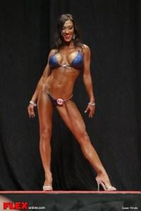 Jacquelyn Geringer - Class B Bikini - 2013 USA Championships